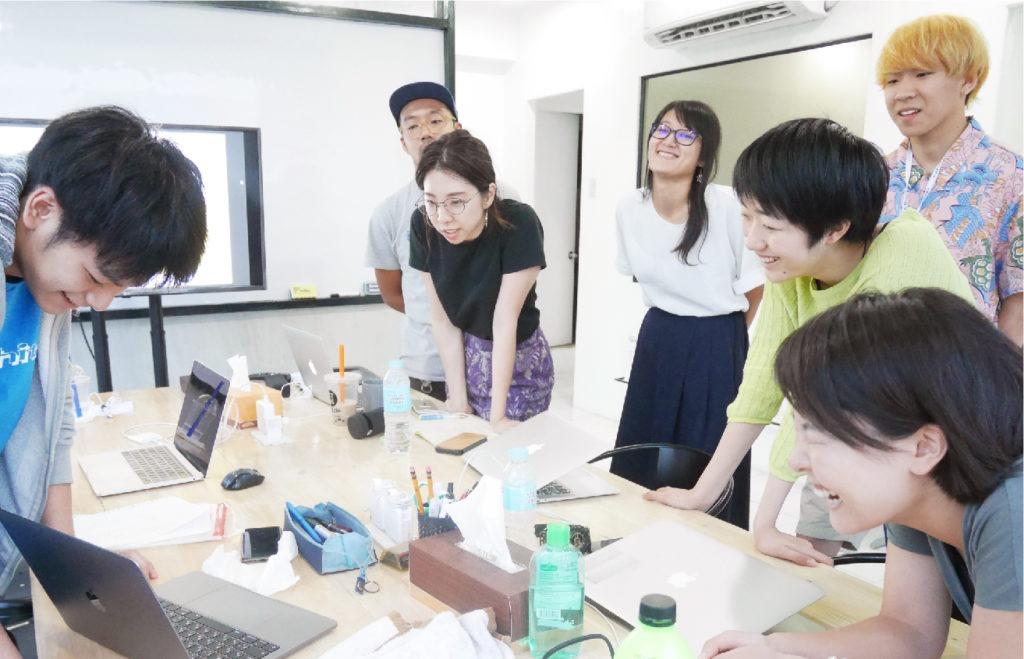 デザインのグループクラス